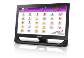 Computer Touch Screen Asus Monitor 20''